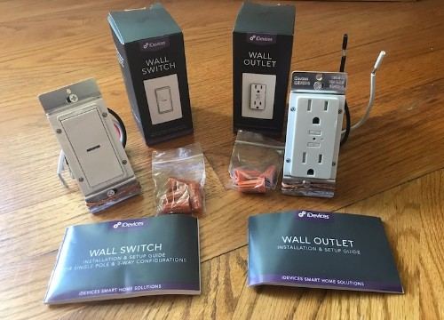 Review: iDevices' Switches and Outlets Bring HomeKit to Your Existing Lights and Home Appliances