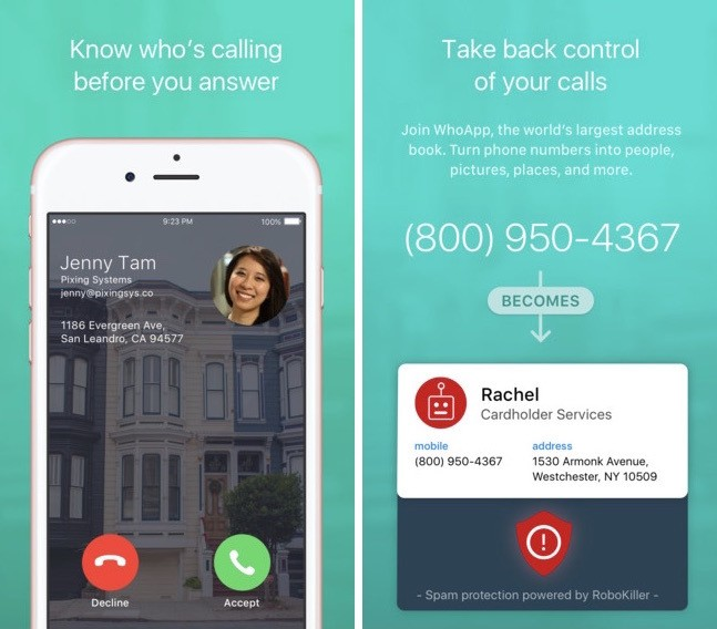 'WhoApp' Provides Users With Detailed Unknown Caller Information for Free [Updated]