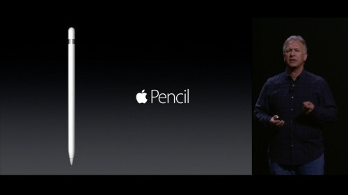Apple Announces Smart Keyboard and Apple Pencil for New iPad Pro
