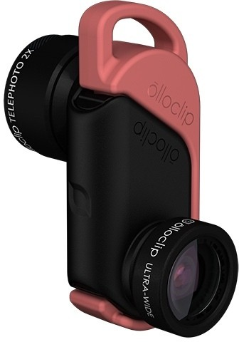 Olloclip Debuts New Telephoto + Wide-Angle 'Active Lens' for iPhone 6 and 6 Plus