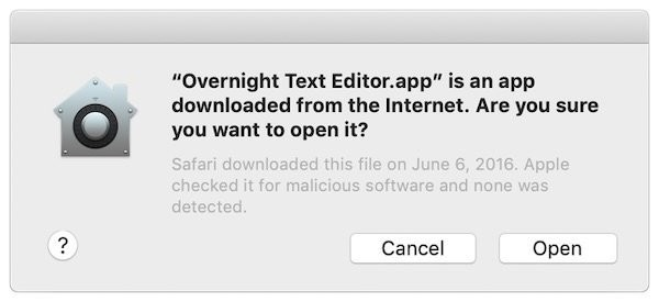 Apple Temporarily Relaxes Notarization Requirements in macOS Catalina for Non Mac App Store Apps