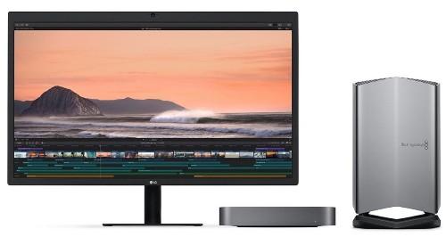 Apple's Upcoming BlackMagic eGPU Pro Delayed Until December