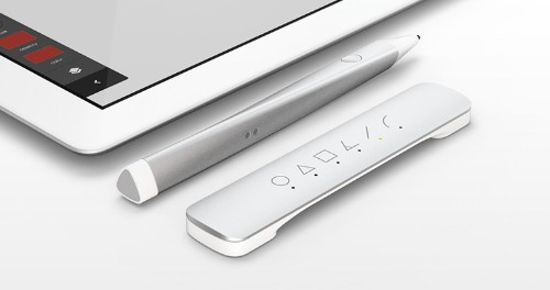 Adobe Unveils iPad-Compatible Smart Stylus and Digital Ruler