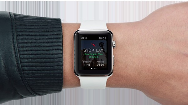 Apple Watch Brings Flight and Airline Apps to Your Wrist