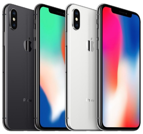 Next iPhone X Lineup Said to Feature Smaller Notches, 2019 Models May Ditch Notch Entirely