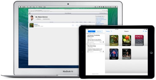 Apple Updating iTunes U With New Course Creation and Discussion Features for iPad