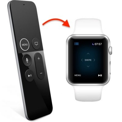 How to Control Apple TV Using Your Apple Watch