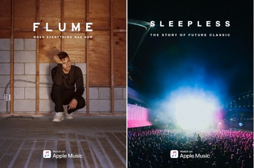 Apple Music to Feature New Documentaries on Flume and Future Classic Label