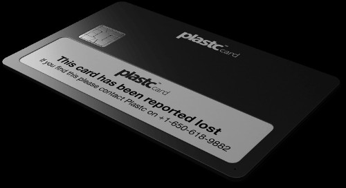 'Plastc' Smart Payment Card Aims to Replace Card-Stuffed Wallets