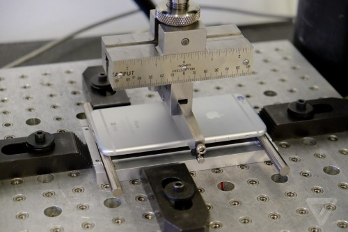 Apple Invites Reporters Into Testing Lab, Details iPhone 6 Plus Durability Tests