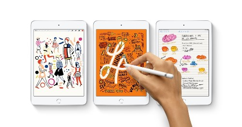Apple Announces New Fifth-Generation iPad Mini With Apple Pencil Support, Revamped Retina Display and A12...