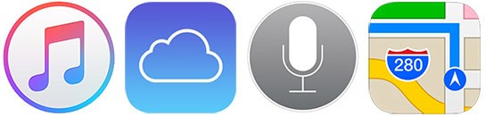 Apple's Services Teams to Start Working Together to Improve Siri, Maps, iCloud, and iTunes