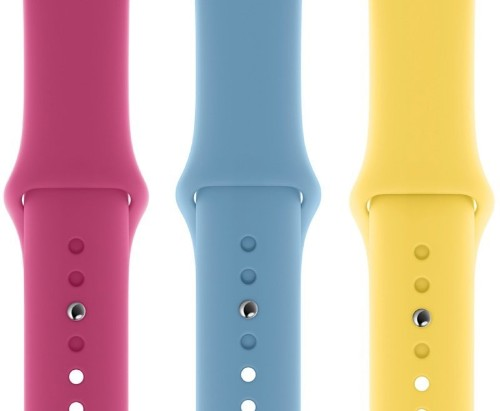 Apple Launches New Apple Watch Bands, iPhone Cases and iPad Cases in Summer Colors, Plus New Pride Band