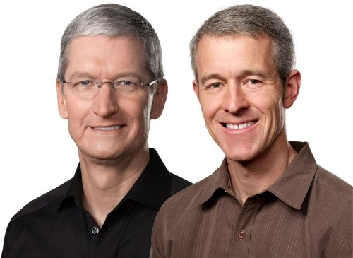 Bloomberg: Jeff Williams is Second-Most Important Person at Apple, Operates Similar to Tim Cook