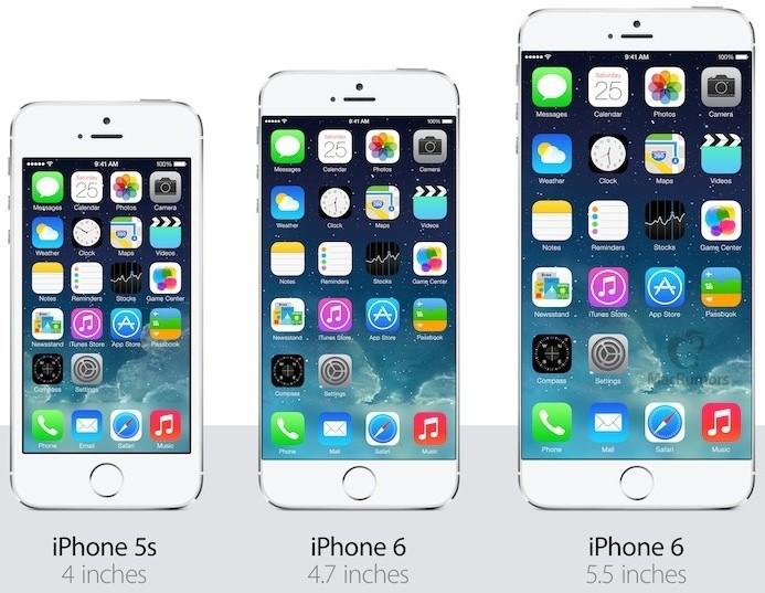 iPhone 6 Said to Adopt 'Bezel-Free' Display