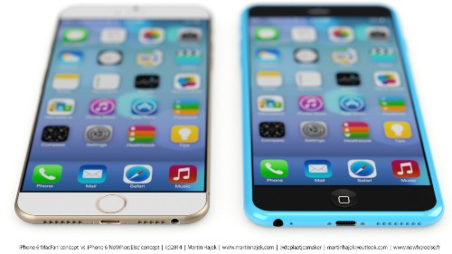 Apple Appears to Have Ditched Plans for 4-Inch 'iPhone 6c' in 2015