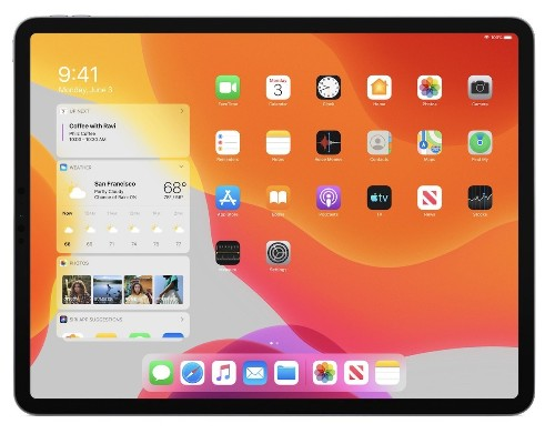 Apple Unveils 'iPadOS' Designed Specifically for the iPad's Larger Display
