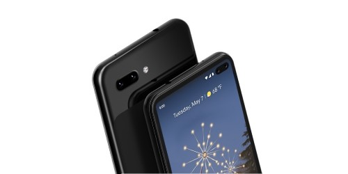 Google Pixel 4 Leaks Suggest Punch-Hole Selfie Camera and Total Lack of Physical Buttons