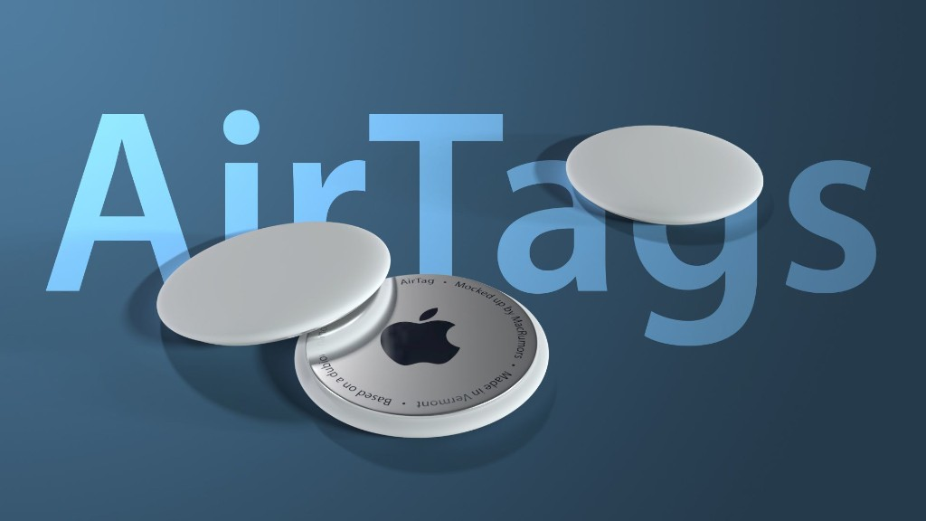 Apple's AirTags Revealed in Newly Published Patent Applications