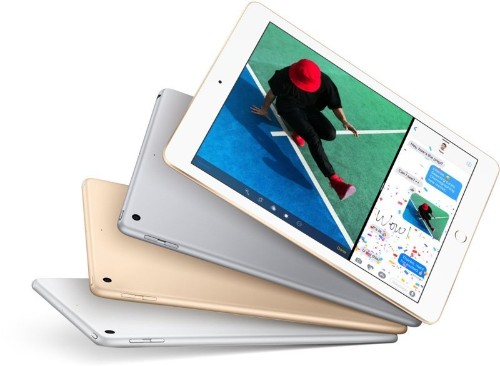 New 9.7-Inch iPad and Red iPhone 7 and 7 Plus Now Available to Order