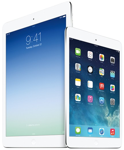 Samsung Becomes Apple's Top iPad Display Supplier in Q1 2014