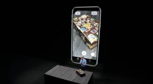 Apple Creates 'Measure', an Augmented-Reality Measuring Tape App