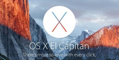 Apple Releases First OS X 10.11.1 El Capitan Public Beta