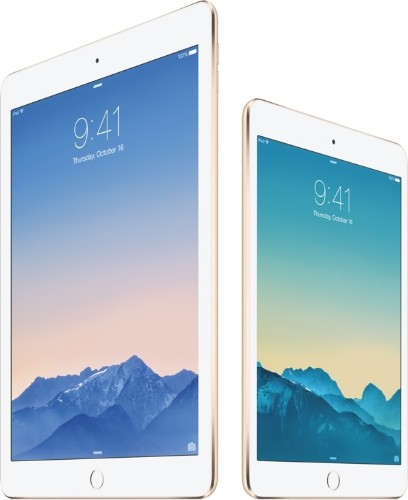 iPad Mini 4 Rumored to Be Smaller Version of iPad Air 2, A9-Based iPad Air 3 Still Possible for 2015