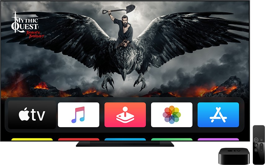 Apple Releases tvOS 13.4.5 for Fourth and Fifth-Generation Apple TV Models