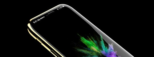 iPhone 8 Will Have Curved OLED Screen and USB-C Connector