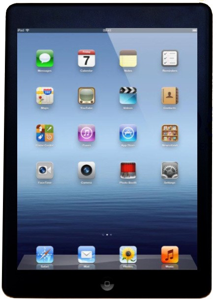 iPad 6 with 30-40% Higher Pixel Density Expected in 2014