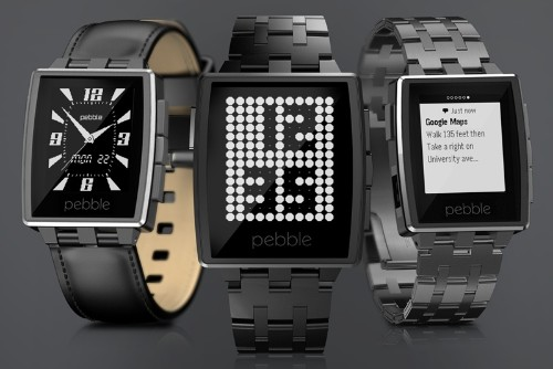 Pebble Unfazed by Apple Watch, Plans New Hardware and Software in 2015