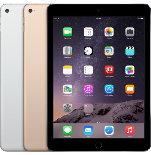 First iPad Air 2 Reviews: 'Ridiculously Fast', 'Vibrant Display', Thinner Profile Comes at the Cost of...