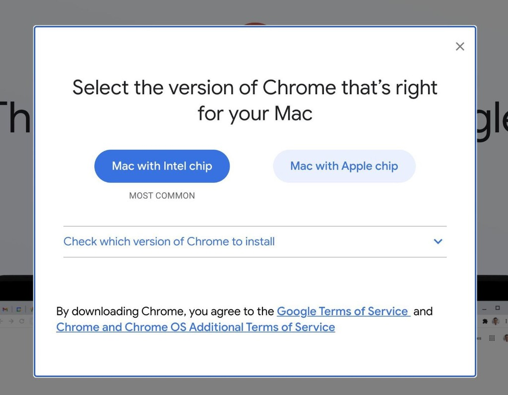 Google Releasing New Version of Chrome Optimized for Apple Silicon Macs