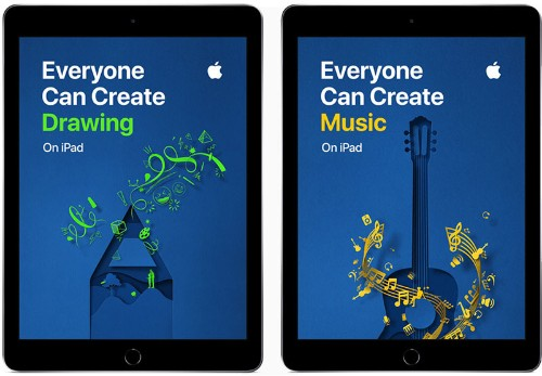 Apple's 'Everyone Can Create' Curriculum Now Available in German, French, Spanish, and Italian