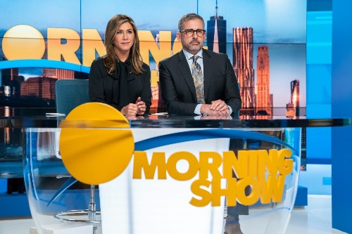 Apple TV+ Series 'The Morning Show' Nominated for Several SAG Awards