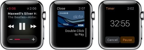 What You Can Do With Apple Watch When Your Paired iPhone is Out of Range