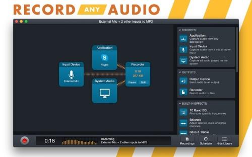 Capture Any Audio on a Mac With Audio Hijack 3