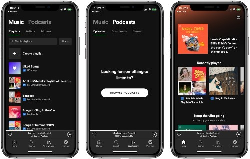 Some Spotify Users Frustrated With Recent Update, Moving to Apple Music Instead
