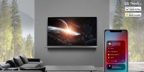 LG Says AirPlay 2 and HomeKit Coming to Select 2018 TV Models Later This Year