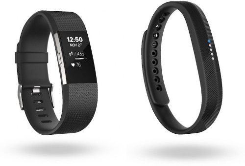 Fitbit Announces Charge 2 With 4x Larger Display and Flex 2 With Swim Tracking