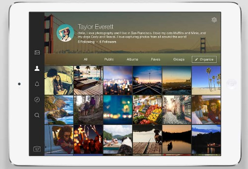 Flickr Launches Updated iOS App with Full iPad Optimization