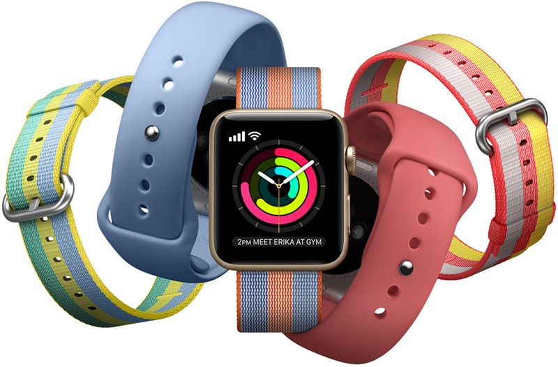 Apple Watch Series 3 LTE Models Available to Pre-Order in Four New Countries From June 8