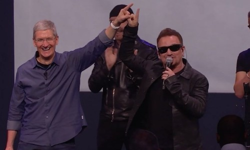 U2 Manager Discusses $100M 'Songs of Innocence' Marketing Deal and Future Plans With Apple