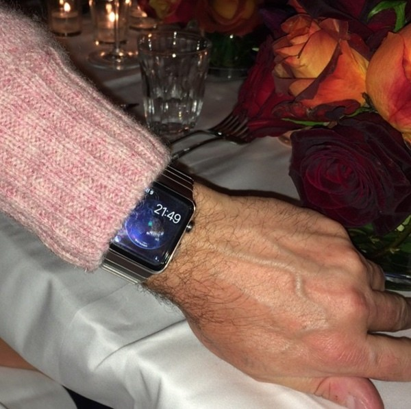 Apple Watch Sightings Picking Up Ahead of Official Launch