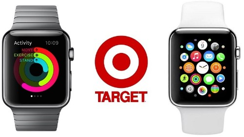 Apple Watch to Be Sold at All U.S. Target Stores by October 25