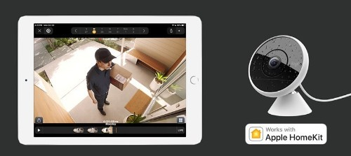 Logitech Circle 2 Camera Gains Support for HomeKit Secure Video
