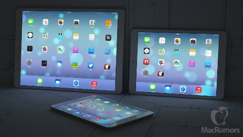 Apple Reportedly Targeting Late Q3 2014 for 12.9-Inch 'iPad Pro' Launch