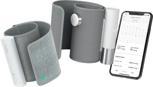 Withings Launches New iPhone-Connected Blood Pressure Monitors