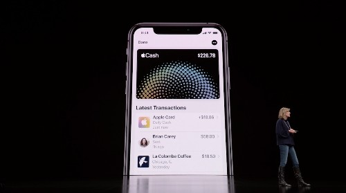 Apple Ends Support for Funding Person-to-Person Payments With Credit Cards, Renames Apple Pay Cash to 'Apple...